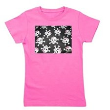 pirate girl Girl's Tee
