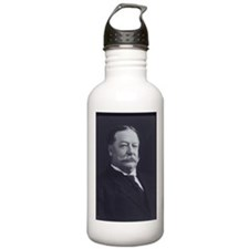 William Howard Taft Sports Water Bottle