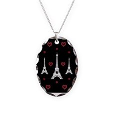 Trendy I Love Paris Necklace