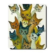 Kalamazoo Stray Cats Mousepad