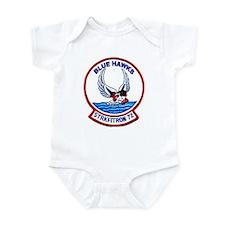 VFA 72 Blue Hawks Infant Bodysuit