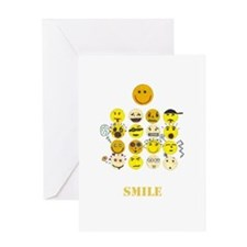 Smileys Greeting Cards