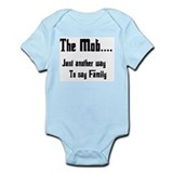 The Mob Infant Bodysuit