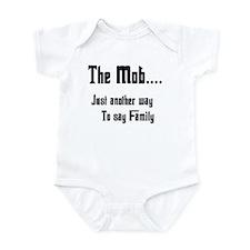The Mob Infant Bodysuit