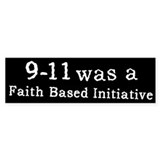 9-11 Bumper  Bumper Sticker