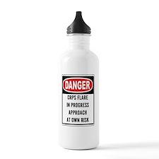 Danger CRPS Flare Water Bottle