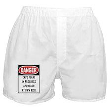 Danger CRPS Flare Boxer Shorts