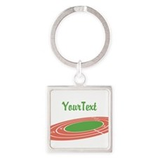 Customize Track Keychains