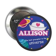 Allison Button (Universe)-01 2.25&Quot; Button
