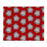 Firefighters blanket Fleece Blankets