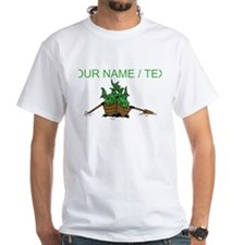 Custom Dragon On Boat T-Shirt