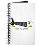 WTD: Kiss My Glass Journal