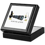 WTD: Kiss My Glass Keepsake Box