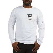 Wing Tsun Arizona Long Sleeve T-Shirt