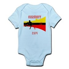Germany World Cup 2014 Infant Bodysuit