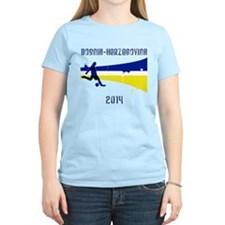 Bosnia-Herzegovina World Cup 2014 T-Shirt