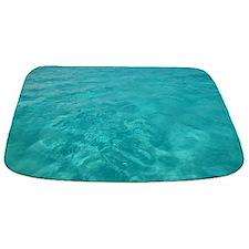Turquoise Caribbean Sea Bathmat