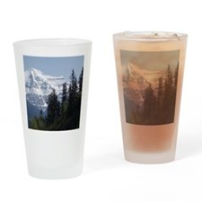 Rockies Magic Drinking Glass