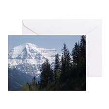 Rockies Magic Greeting Card