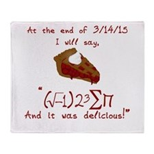 After 2015 pi day, I will say, i 8 sum pi Throw Bl