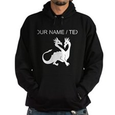 Custom Two Headed Dragon Hoodie