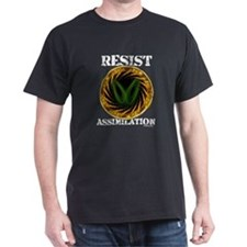 Resist Assimilation Vortex T-Shirt
