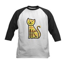 Tabby Cat Baseball Jersey