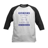 Maxwell's Equations Tee