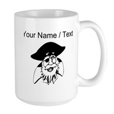 Custom Medieval Pirate Mugs