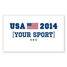 USA 2014 [Your Sport] Decal