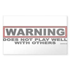 PlayWithOthers Bumper Decal