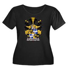 Stromberg Family Crest Plus Size T-Shirt