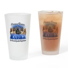 I Have A Dream No BSL Drinking Glass