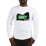 Shore Dr, Bronx, NYC  Long Sleeve T-Shirt