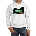 Shore Dr, Bronx, NYC Hooded Sweatshirt