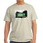 Shore Dr, Bronx, NYC  Light T-Shirt