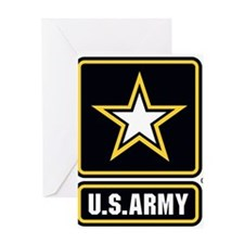 US ARMY Greeting Cards