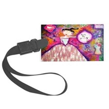 Be.. yourself Luggage Tag