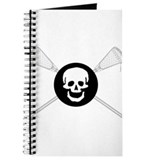 Lacrosse Skull 5 Journal