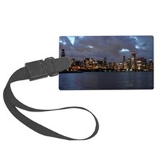 Stanley Cup Skyline 2013 Museum  Luggage Tag