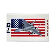 F-15 Eagle Magnets