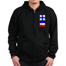 Nelson - Engage More Closely Zip Hoody