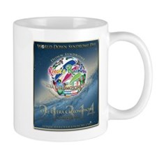 World Down Syndrome Day 2014 Mugs