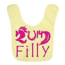 Filly 2014 Year Cute Baby Horse Bib