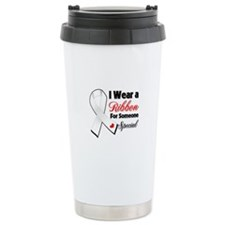 Retinoblastoma Support Travel Mug