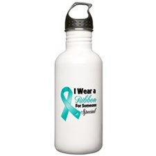 Peritoneal Cancer Support Water Bottle