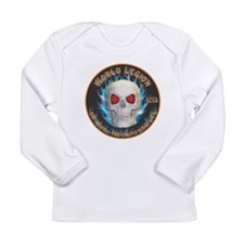Legion of Evil Receptionists Long Sleeve Infant T-