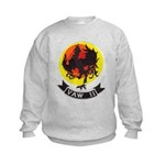 VAW 11 Early Elevens Kids Sweatshirt