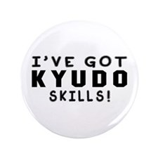"Kyudo Skills Designs 3.5"" Button (100 pack)"