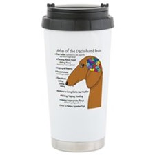 Cute Doxie Travel Mug